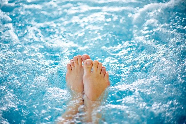 hot tub care