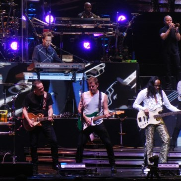 Chicago and Earth, Wind, and Fire