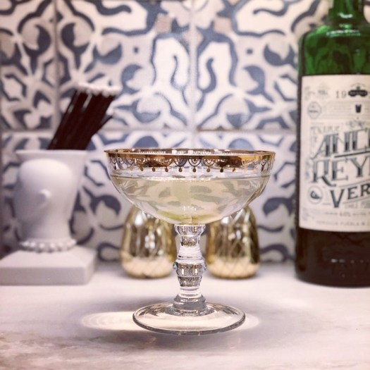 Classic Recipe With A Twist: The Hot And Dirty Martini