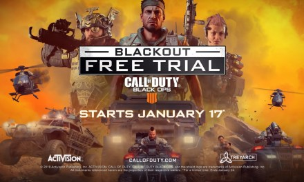 YA DISPONIBLE EL CALL OF DUTY: BLACK OPS 4 BLACKOUT FREE TRIAL