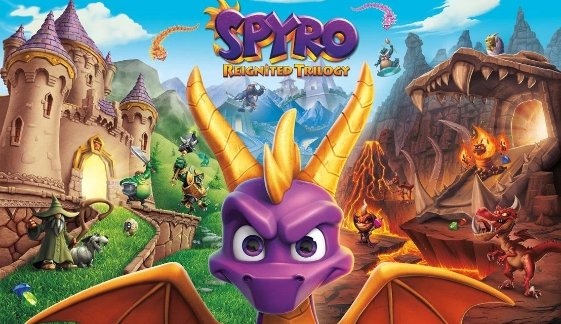 "<span class=""entry-title-primary"">¡SPYRO REIGNITED TRILOGY SE DESLIZA HACIA EL NINTENDO SWITCH™ Y A LA PC via STEAM!</span> <span class=""entry-subtitle"">¿HUELES LA BARBACOA? </span>"