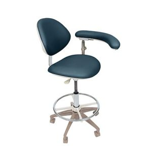 Deluxe Assistant Dental Stool