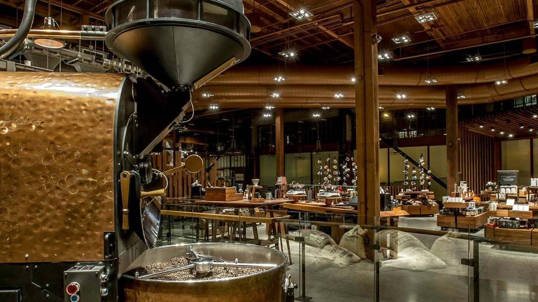 Seattle Reserve Small Roastery