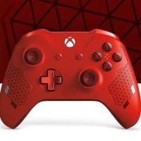 ¡Ese de Rojo! Nuevo control de Xbox One