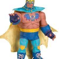 Personajes de DC le entran a la lucha libre