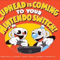Cuphead llega a la Switch
