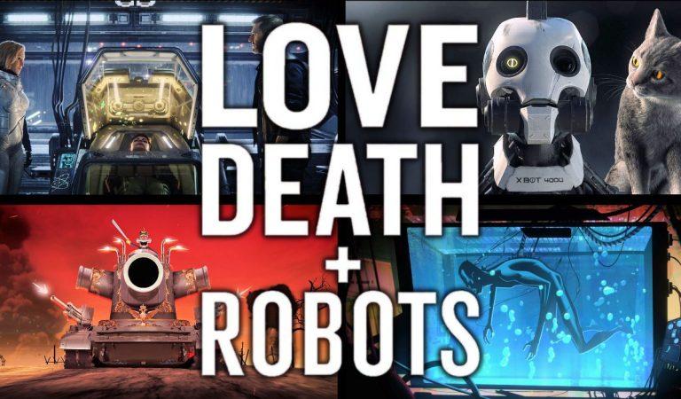 Love, Death And Robots ¡No te la puedes perder!