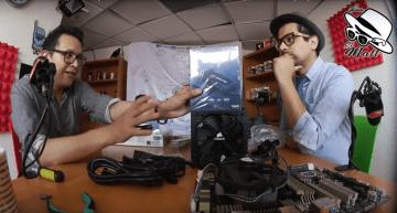 arma tu PC gamer
