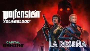 Wolfenstein Youngblood el siguiente nivel del co-op