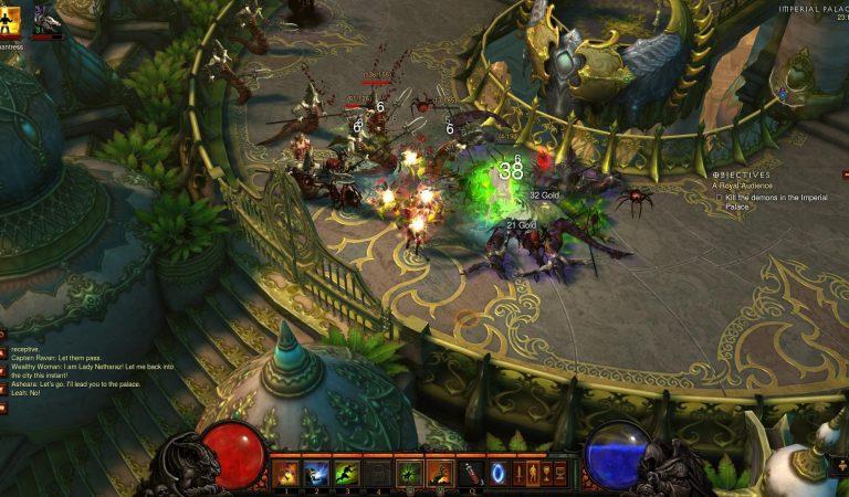 Diablo IV podría anunciarse antes de que acabe el año