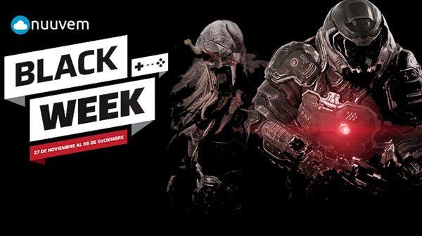 Black Week en Nuuvem