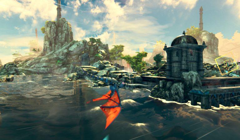 El remake de Panzaer Dragoon llegará a PC de forma exclusiva en Stadia