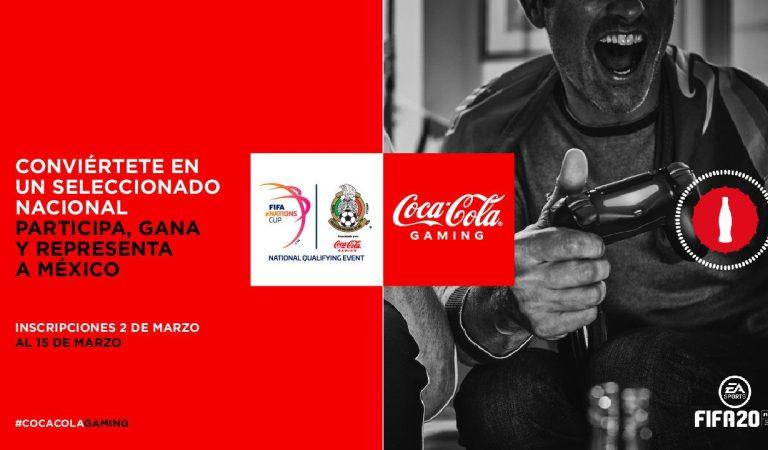 Participa en la eCopa Mi Seleccion Mx y ve a la FIFA eNations Cup