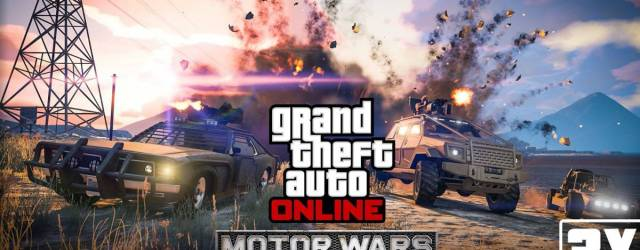 Novedades de GTA Online: Motor Wars, descuentos y más