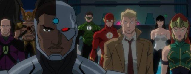 Justice League Dark: Apokolips War: La pelicula que cierra el universo DC