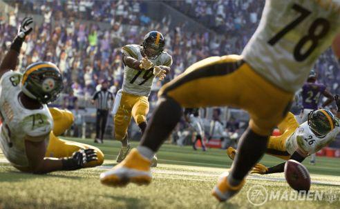 EA Sports firma con la NFL por 5 años más para producir Madden