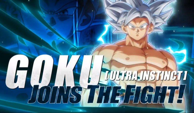 VIDEO   Nuevo vistazo de Goku Ultra Instinto en Dragon Ball FighterZ