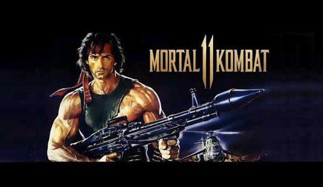 RUMOR | Rambo podría llegar a Mortal Kombat 11