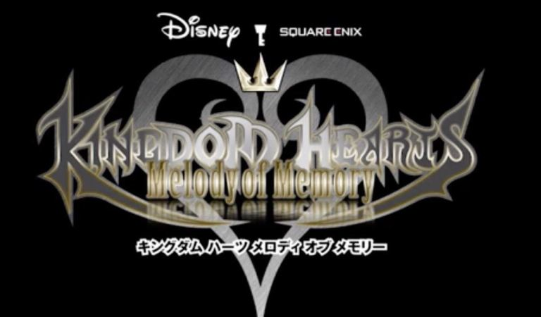 Lista completa de canciones en Kingdom Hearts: Melody of Memories