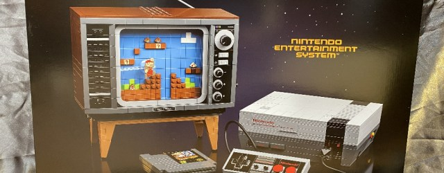 LEGO y Nintendo colaboran en una NES de LEGO