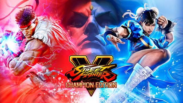 Conoce todo lo que llegará a  Street Fighter V: Champion Edition