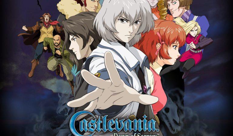 Castlevania DS: 15 años de su lanzamiento