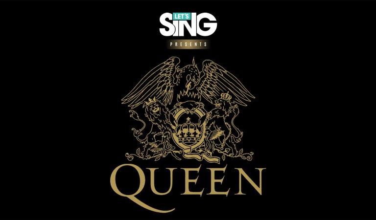 Revelan la lista completa de canciones para Let's Sing Presents Queen