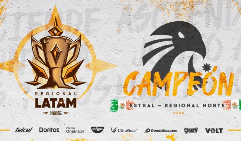México es campeón regional de La Liga Latinoamericana de League of Legends