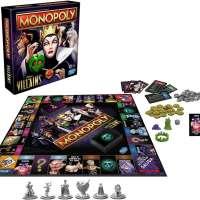Lanzan Monopoly de los villanos más famosos de Disney