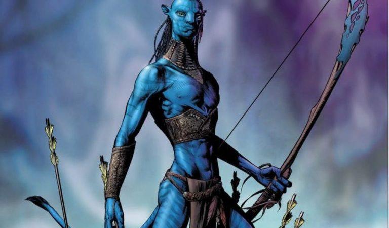 Un nuevo comic de Avatar llegará en 2021