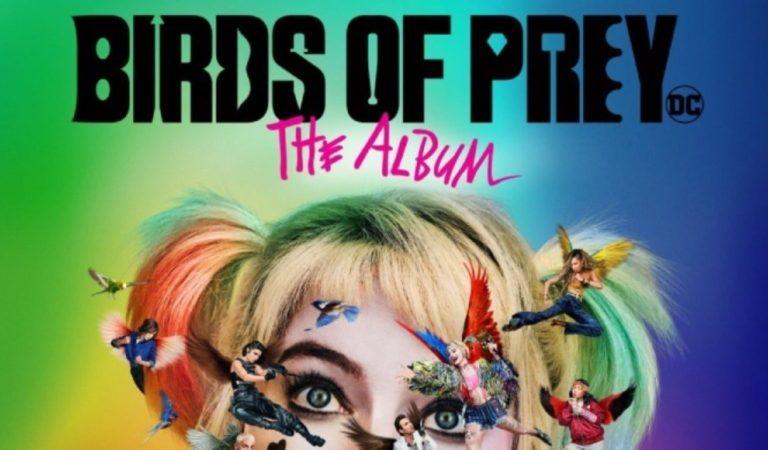 El soundtrack de Birds Of Prey es nominado a los AMAs