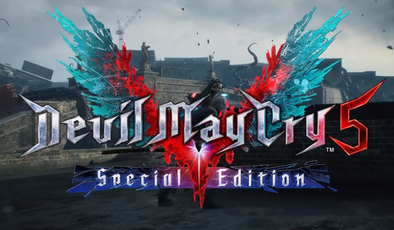 Capcom anuncia las mejoras de Devil May Cry 5: Special Edition