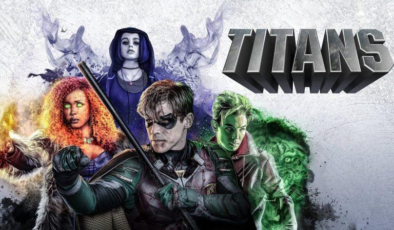 [FOTO] Inicia la producción de la nueva temporada de Titans