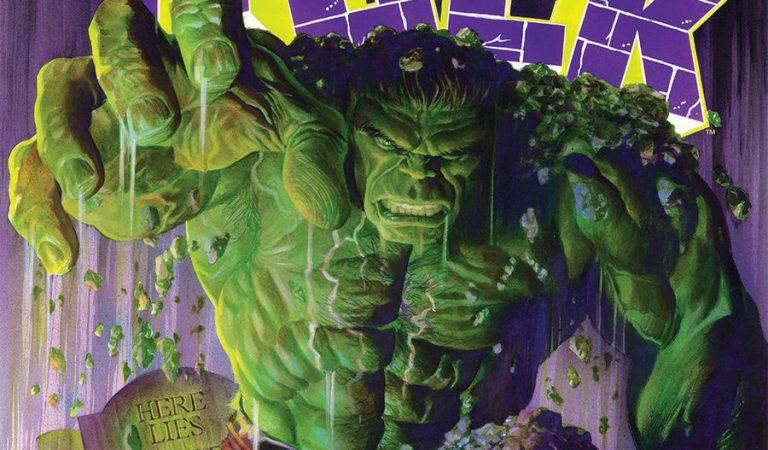 Marvel presenta el nuevo y tenebroso aspecto de Devil Hulk