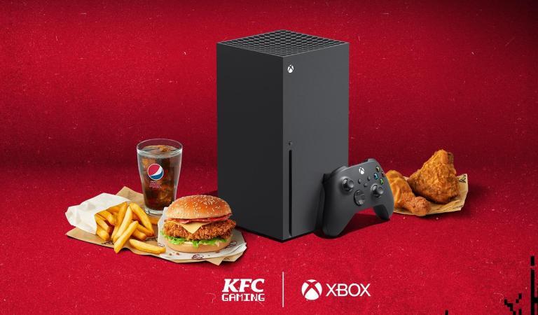 KFC se une a Microsoft para regalar Xbox Series X