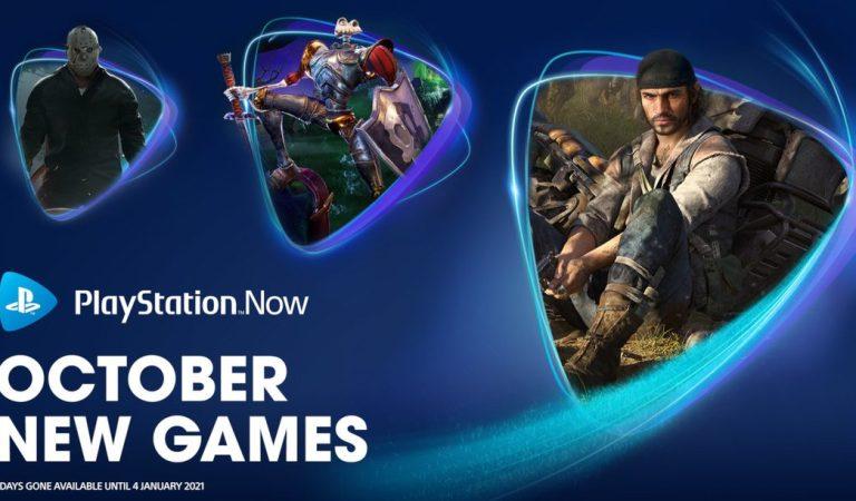 Descubre los nuevos juegos para PlayStation Now