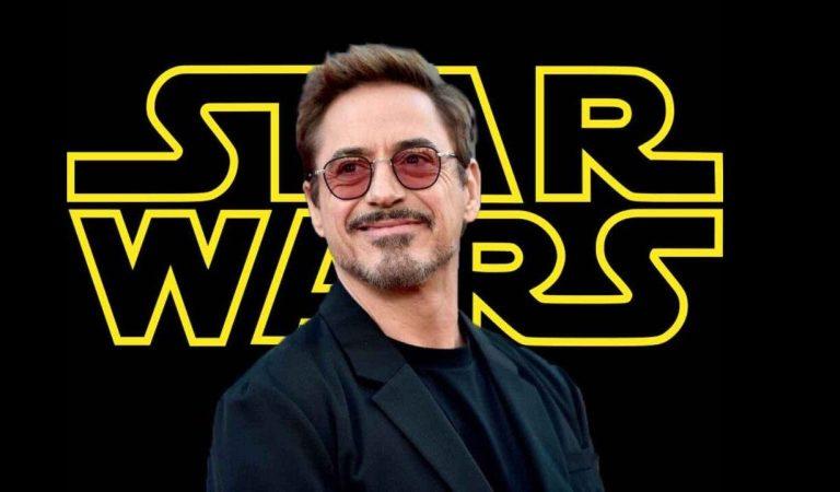 [RUMOR] Robert Downey Jr puede llegar al universo de Star Wars
