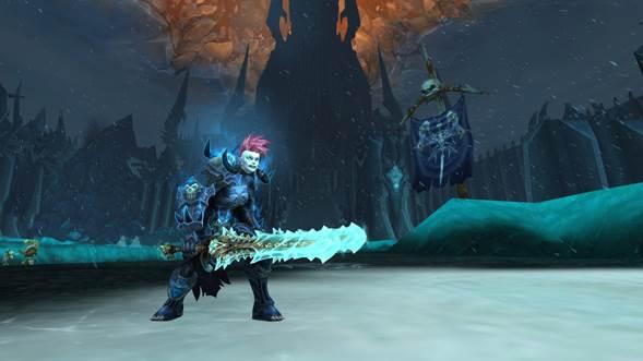 Llega contenido previo de Shadowlands a World of Warcraft