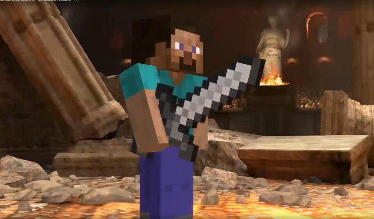 ¿Quién es Steve? El nuevo personaje en Super Smash Bros Ultimate