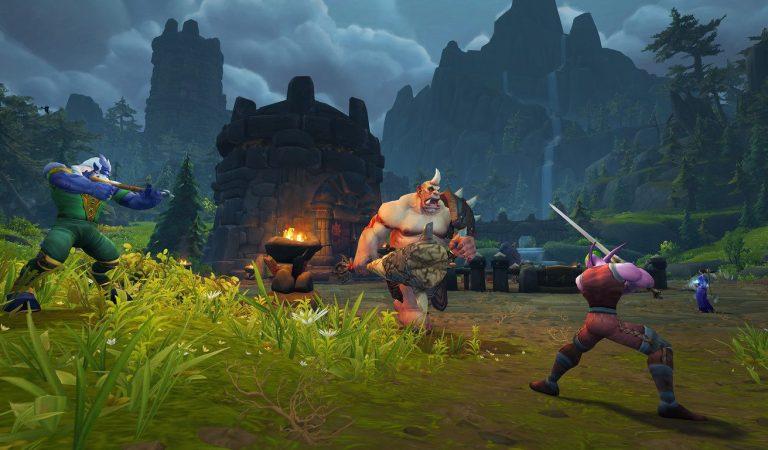 Ya puedes probar la nueva expansión de World of Warcraft gratuitamente