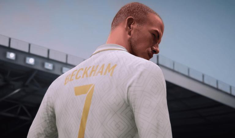 David Beckham llegará a FIFA 21