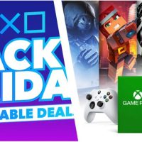 Estas son las ofertas de Black Friday que llegan a PlayStation y Xbox