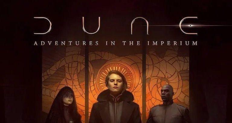 Anuncian juego de mesa del universo de Dune