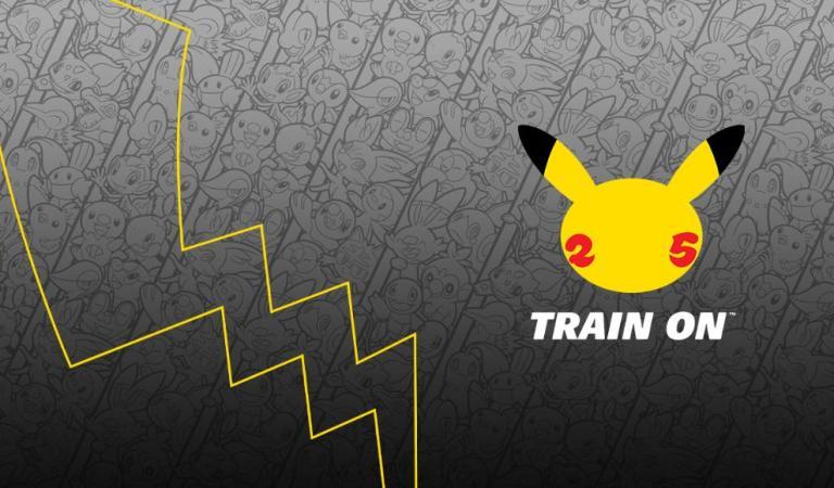 Pokémon comienza su celebración por el 25 aniversario