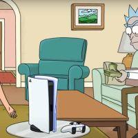 [VIDEO] Rick and Morty protagonizan el nuevo comercial de PS5