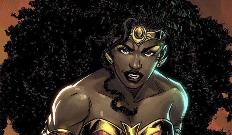 Conoce a la nueva Wonder Woman de DC Future State
