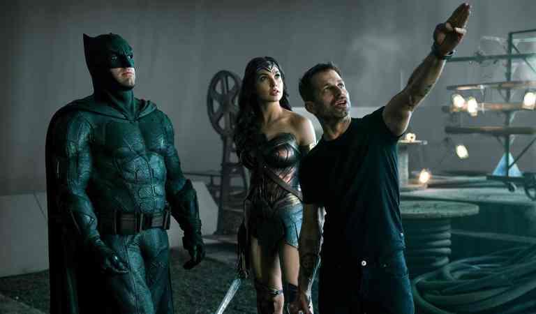 Lanzan tres nuevos pósters de La Liga de la Justicia