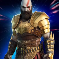Ya esta disponible la skin de Kratos en Fortnite
