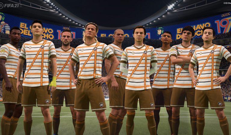 El chavo del 8 llega a FIFA 21