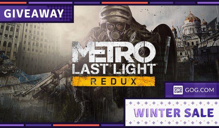 Descubre cómo obtener Metro: Last Light Redux gratuitamente